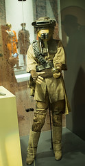 Boushh (LegionCub) Tags: starwars returnofthejedi phantommenace attackoftheclones revengeofthesith thepowerofthecostume outfit costume exhibit display movie suit robes disguise luke leia obiwan darthmaul