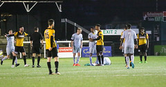 Cray Wanderers 1 Lewes 2 20 01 2018-657.jpg (jamesboyes) Tags: lewes cray bromley football bostik isthmian fa soccer action goal game celebrate celebration sport athlete footballer canon dslr