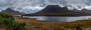 Coigach mountains (explored 26/1/18)