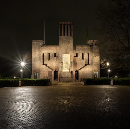 Belgian Monument