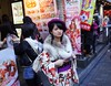 Tokyo Street (-Faisal Aljunied - !!) Tags: gr ricoh kimono japanese japan tokyo faisalaljunied