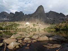 Lonesome Lake (Zruda) Tags: geo:lat=4277756297 geo:lon=10921164228 geotagged lander templecreeksummerhomearea unitedstates wyoming usa