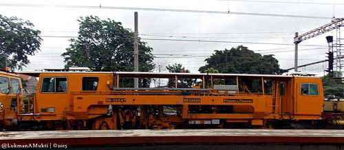 Mesin Perawat Jalan Rel (MPJR)