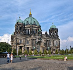 Berliner Dom (maresaDOs) Tags: berlino germania germany berlin duomo church igreja