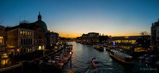 Atardecer en Venecia. Venezia Sunset.