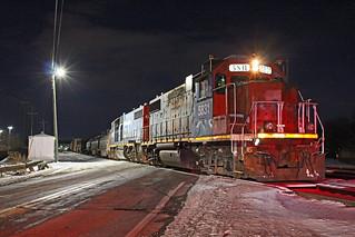 CN L57361-30 - Woodhaven, Michigan (1)