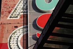 Graphic Light (Photocatvan) Tags: westbroadway vancouver vancity bowmac toysrus signs signage nicelight