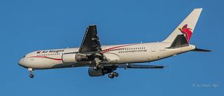 Air Niugini Boeing 767-341 (ER)