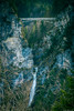 Marienbrücke in gloom (Ilia Danilov) Tags: germany travel neuschwanstein bavaria nature castle mountains mountain lake see alpsee europe flickr