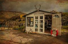The Old Ferry Craft Shop (alangraham24) Tags: scotland shop crafts kylesku highlands harbour