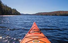 8th Lake (Joe Geronimo) Tags: newyork adirondacks canoe kayak lake photography camping