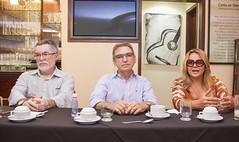 Nivaldo Costa, Marcelo Queiroz e Ildica Vale