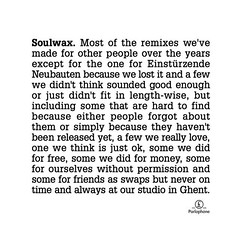 2007_Soulwax_Most_Of_The_Remixes_2007 (Marc Wathieu) Tags: rock pop vinyl cover record sleeve music belgium coverart belgique pochette cd indie artwork vinylcover sleevedesign