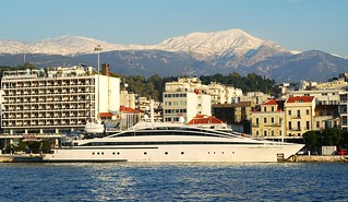 Elegant 007 Mega yacht