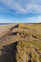 Cley Beach, North Norfolk (Jacob Kenworthy) Tags: nature norfolk nikon northnorfolk nikond7000 sigma sea sky seascape sigma1020 1020mm 10mm 1020 cleynextthesea cley