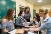Krista Jobe - Anatomy/Physiology (saintvincentcollege) Tags: boyer boyerschool anatomy physiology saintvincentcollege svc saint vincent college latrobe classrooms classroom krista jobe