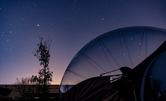 In bubble under the starry night (amcatena) Tags: night nightscape stars bubble long exposure