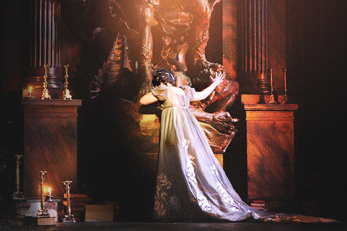 Cast changes: Puccini's <em>Tosca</em> on 22 February and 3 March 2018