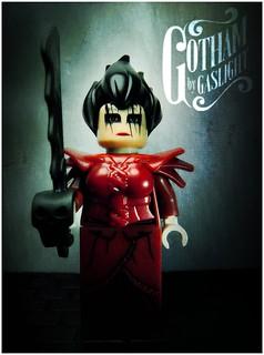Lady Blackhawk, Gotham By Gaslight