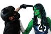 she hulk (marcosmallred) Tags: shehulk hulk comics comic marvel cosplay cosplayer cosplaygirl cosplayitalia