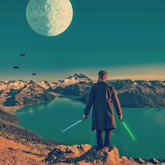 This ends here ! (GS_Imagery) Tags: collab starwarsart edit starwars