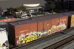 SSW 62897 (imartin92) Tags: emeryville california unionpacific freight train railroad cottonbelt stlouissouthwestern railway boxcar