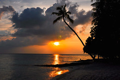 Maldives sunset (Valdy71) Tags: maldive maldives sunset travel tramonto sea seascape landscape valdy nikon