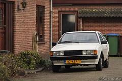 1982 Volkswagen Scirocco CL (NielsdeWit) Tags: nielsdewit 47kbk1 volkswagen vw scirocco ii cl de klomp ede deklomp