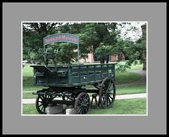 Avoncroft Wagon (Audrey A Jackson) Tags: wagon canon60d avoncroftmuseum 1001nights