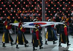 Ceremonia De Inauguracion PyeongChang 2018 34