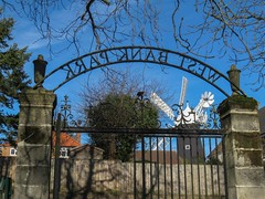 Holgate Windmill, February 2018 - 2