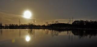 Beautiful golden morning.....12-2-18
