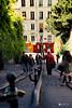 Quartier Montmartre (auréliemaupilé) Tags: montmartre paris marche marches escaliers people stairs