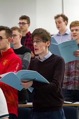 choir19 (Arts at Birmingham) Tags: music choir rehearsal 2017 piano students teaching