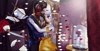 � Beauty and her Beast ಌ Post 4 ಌ