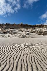 Waxham sand (StuMcP) Tags: waxham stuartmcpherson winter sunny beach dunes bloodyfreezing coast norfolk february cold