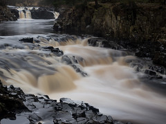 Low Force - Tees Valley (Andy & Helen :-) :)) Tags: teesvalley lowforce waterfall cascade explored inexplore england countydurham andyholt
