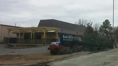 Blue Agave (Retail Retell) Tags: former pizza hut utbaph hernando ms desoto county retail la siesta mexican restaurant construction conversion blue agave