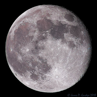 Moon: One Day Past Full