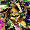 Mardi Gras (jo92photos) Tags: mardigras neworleans usa america mask glitter baubles festival parade reflections sparkle green purple carnival shrovetuesday fattuesday pancakeday parties celebration dancing costumes music