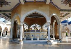 Grozny / Соьлжа-ГӀала (Chechnya) - Heart of Chechnya Mosque (Danielzolli) Tags: соьлжагӏала грозный grozny groznyy grosny chechnya chechenia cecenia нохчийчоь чечня чеченская республика tchétchénie kaukasus kawkaz kavkaz caucaso caucase кавказ kafkaz moschee mosque cami camii meczet mascid mezquita moschea dzami džamija џамија islam islamic чеченскаяреспублика