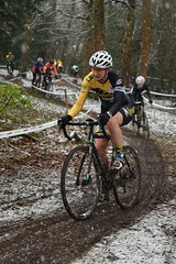 DSC_0063 (sdwilliams) Tags: cycling cyclocross cx misterton lutterworth leicestershire snow