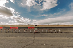 (el zopilote) Tags: westmesa albuquerque newmexico street landscape powerlines signs clouds canon eos7d canonefs1018mmf4556isstm