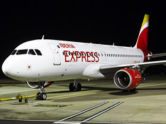 Iberia Express | Airbus A320-214 | EC-JFG (FlyingAnts) Tags: iberia express airbus a320214 ecjfg iberiaexpress airbusa320214 airlivery norwichairport norwich nwi egsh canon canon550d