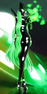 Alien Couture 04 ◊ Radiation