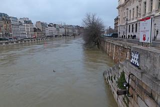 Quai d'Orfèvres - Paris (France)