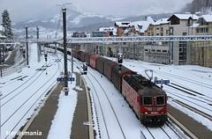 Nevada (Trenesmania) Tags: tren train trenes trains railway bahn bahnhof ferrocarril mercancías renfe sbb sbbcffffs suiza switzerland re620 railion siderúrgico sider cargo svizzera schweiz spiez bern winter snow nevada