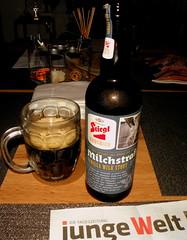 Stiegl Milchstraße01 (che1899) Tags: bier beer stout milkstout stiegl vanillamilkstout milchstrase