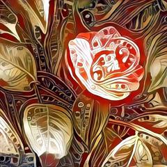 Camellia (GeminEye27) Tags: dreamscope pixelbenderoilpaint topazclean