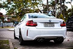 BMW M2 (Natty France @nfsphoto) Tags: canon canon6d 6d hoyafilter jurerêinternacional jurerê florianópolis floripa santacatarina sc brasil brazil bmw bimmer m2 flagras flagra german